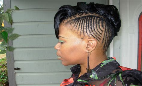 black braided hairstyles  wear fashionsizzle