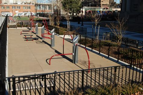 asser levy playground nyc parks