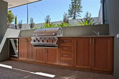 Outdoor Wood Cabinets by 35 Must See Outdoor Kitchen Designs And Ideas Carnahan