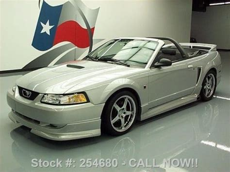 buy   ford mustang gt convertible jack roush