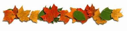 Fall Glitter Graphics Leaves Divider Dividers Autumn