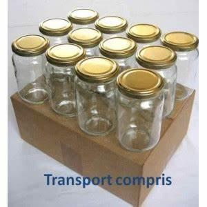 Bocaux Confiture En Gros : pots ronds 375 ml avec couvercle livr s sous 72 heures ~ Teatrodelosmanantiales.com Idées de Décoration