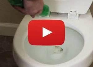 Déboucher Les Toilettes : comment d boucher des toilettes sans ventouse quebec ~ Melissatoandfro.com Idées de Décoration