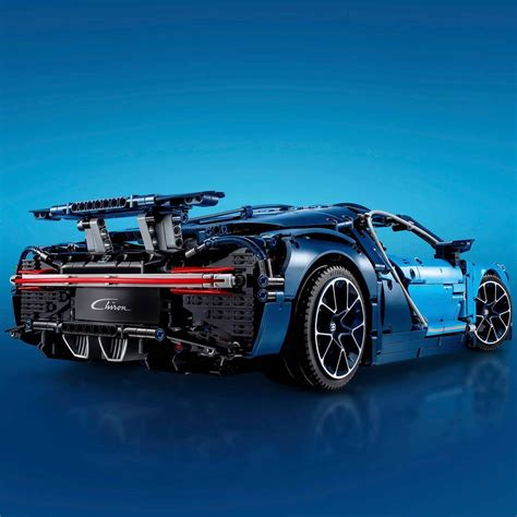 Explore engineering excellence with the lego technic 42083 bugatti chiron advanced building set. LEGO Technic Bugatti Chiron - 42083 - DealsTracker.nl