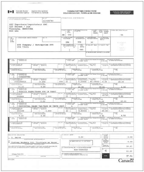 goods and services tax form canada m 233 morandum d17 1 22 d 233 claration en d 233 tail de la taxe de