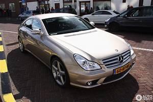 Mercedes 55 Amg : mercedes benz cls 55 amg 23 april 2017 autogespot ~ Medecine-chirurgie-esthetiques.com Avis de Voitures