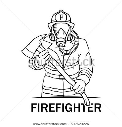 13000 firefighter clipart black and white firefighter stock photos royalty free images vectors