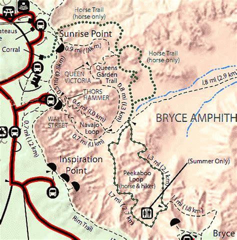 bryce canyon  bryce town ferme  randonnee  cheval utah