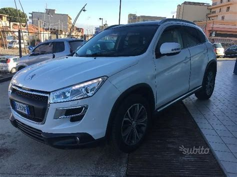 Peugeot 4008 Interni by Sold Peugeot 4008 4x4 Used Cars For Sale