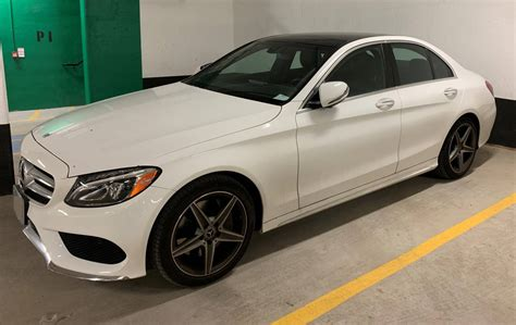 The sedan models now have a power moonroof. Mercedes-Benz Lease Takeover in Toronto, ON: 2018 Mercedes-Benz C300 4Matic Automatic AWD ID ...