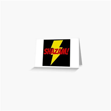 Jun 22, 2021 · helen mirren is living her best life. Shazam Greeting Cards   Redbubble