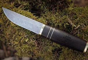Finnish Puukko Knives