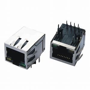 China Short Shiled 8p8c Ethernet Best Rj45 Female