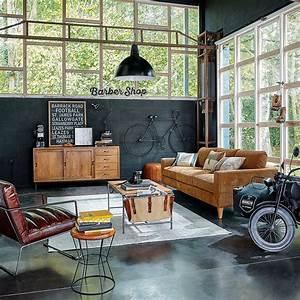 Suspension Industrielle Maison Du Monde : meubles d co d int rieur industriel maisons du monde ~ Teatrodelosmanantiales.com Idées de Décoration