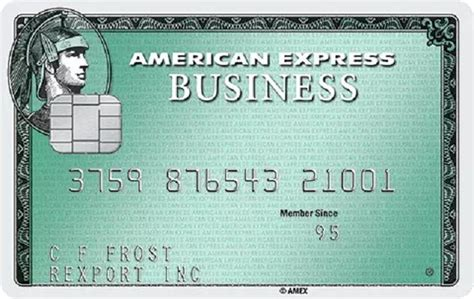 This is a huge perk if you ask me because the one major knock against clear. American Express Business Green Rewards Card Review
