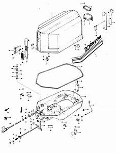 Chrysler 20 Hp  1978  Engine Cover  U0026 Support Plate  Manual