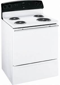 Ge Jbs03mwh 30 Inch Electric Range With 4 Coil Elements  5