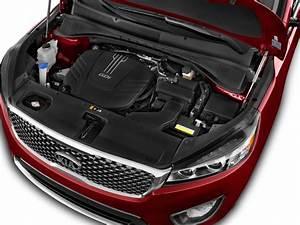 Image  2017 Kia Sorento Sx V6 Fwd Engine  Size  1024 X 768