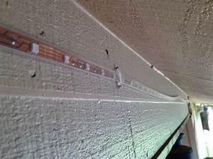 Outdoor lighting under eaves lilianduval