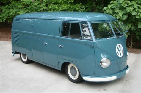 volkswagen minibus t1 panel van for sale autos weblog