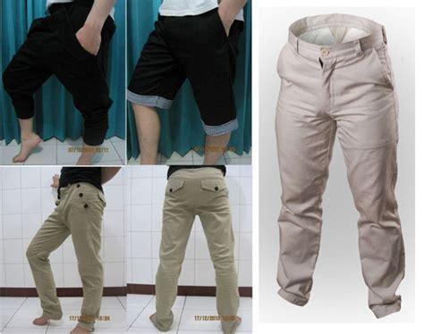 7 jenis kain untuk membuat celana