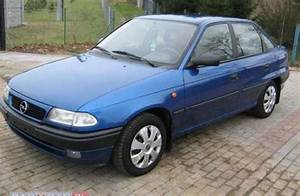Opel Astra 1 4 1997 Technical Specifications