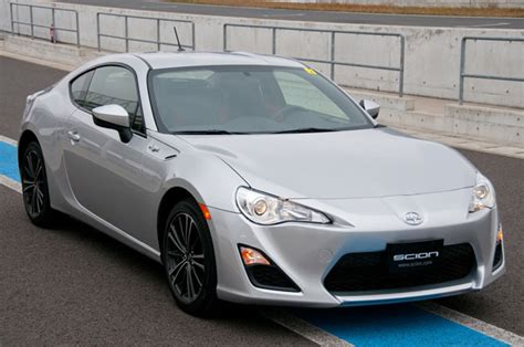 2013 Scion Fr-s Priced From ,930 [update]