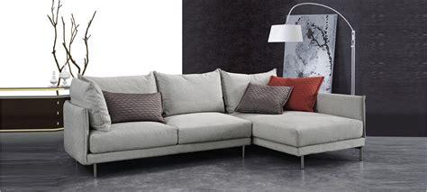 canapé d angle 5 places canapé d 39 angle droit tissu gris a prix imbattable