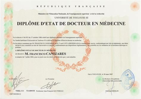 3 bureau des diplomes diplôme d 39 état de docteur