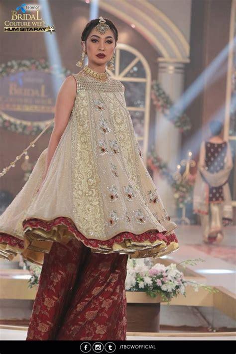 popular top  pakistani bridal dress designers
