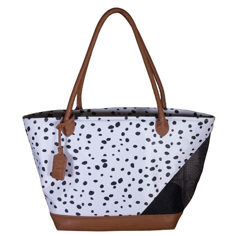 pet gear         dalmatian tote bag