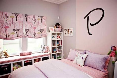 Jugendzimmer Ideen Mädchen Ikea Stehregal Sitzbank Fenster