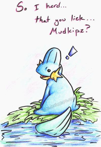 i herd u liek mudkipz by teskine on deviantart