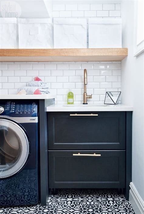 Navy Laundry Room Inspiration ? Craftivity Designs