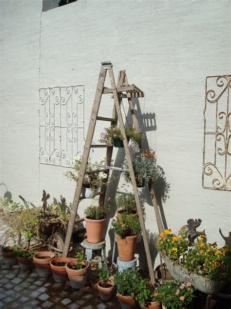 top  inspirational ideas   repurpose ladders
