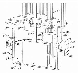 Patent Us7217098 - Tower Fan Assembly