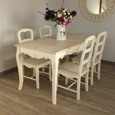 cream large dining table   chairs kitchen dining