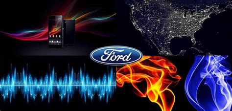 change   ford touch wallpaper