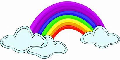 Clipart Arc Ciel Rainbow Corner Clip Audio