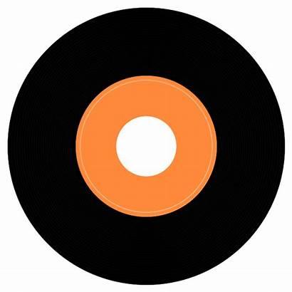 Clipart Record Album Jukebox Disc Cliparts Clip