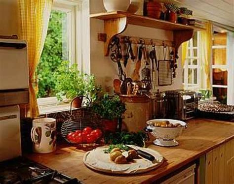 modern country kitchen decorating ideas des ustensiles de cuisine et d 233 co archzine fr 9199