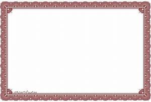 Free certificate borders to download for Borders for certificates templates