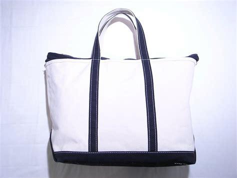 Ll Bean Boat Bag by T Tote Noun The Style Saurus