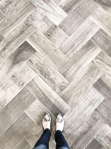 Our Favorite Wood Look Tile – Greige Design