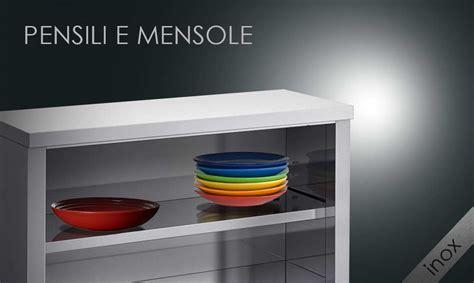 Mensole Pensili by Pensili E Mensole Professionali In Acciaio Inox Dfoods