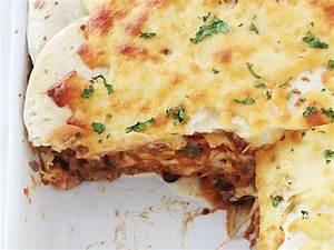 Recette Avec Tortillas Wraps : recettes de tortillas et wrap ~ Melissatoandfro.com Idées de Décoration