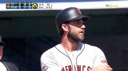 Bumgarner Madison Hits Double Snot