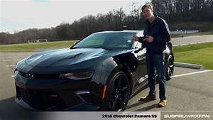 Review  2016 Chevrolet Camaro Ss  Manual And Auto