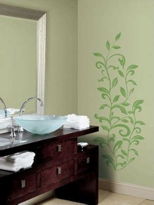 ideas for painting bathroom bathroom ideas for decorating with green wall paint and