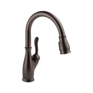 9178T RB DST Leland® Single Handle Pull Down Kitchen